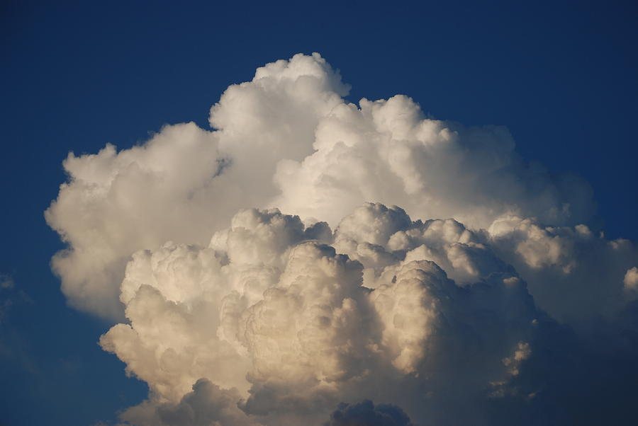 Clouds Photograph - Cloudy Day by Rob Hans