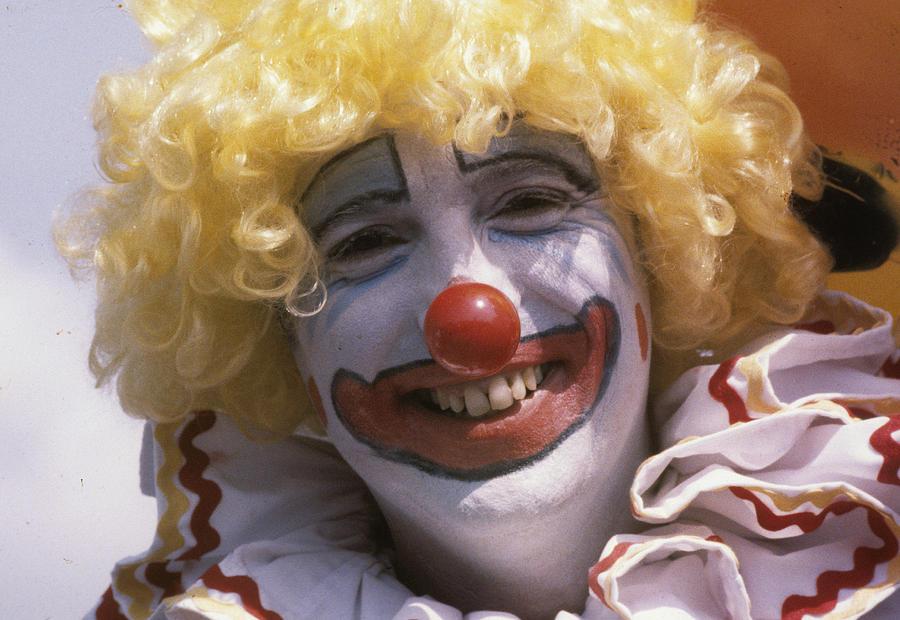 Clown-1 by Donald Paczynski