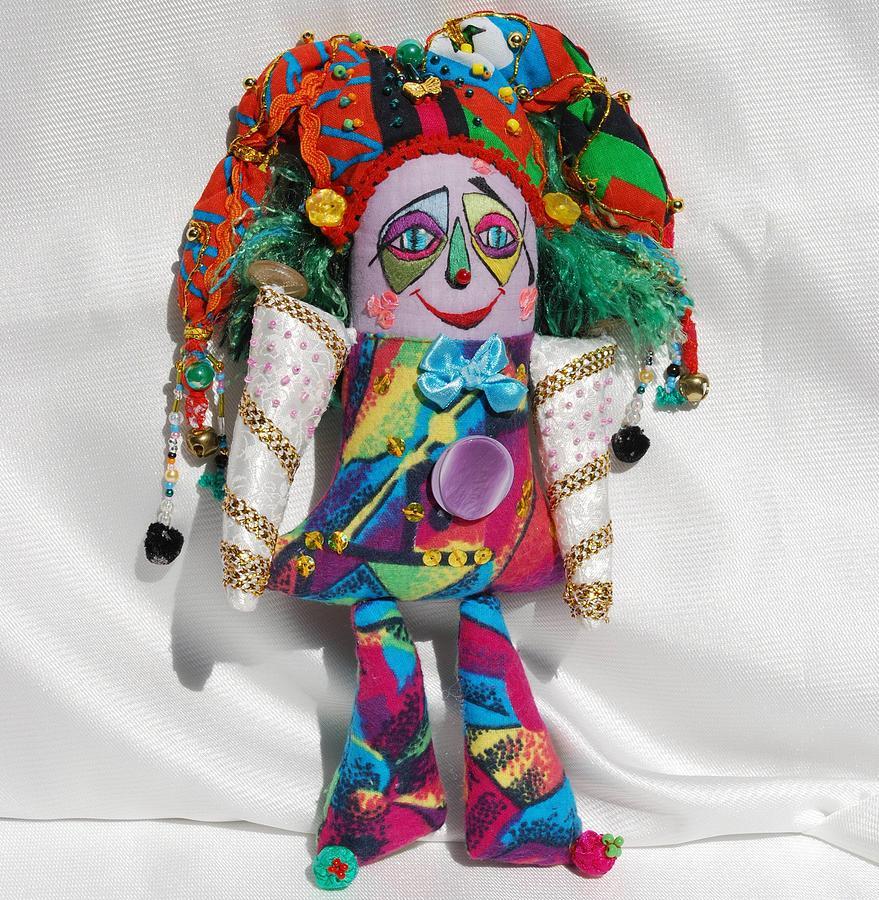 Clown Tapestry - Textile - Clown by Tamara Konovalova