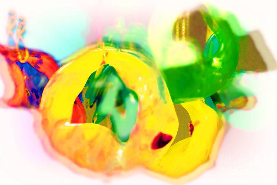 Cluster Digital Art by Deborah MacQuarrie-Selib