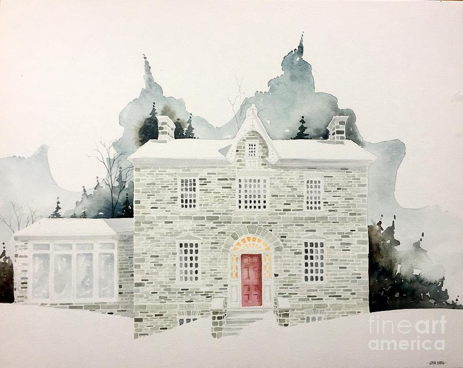 Clyde Hall by John Shea BFA