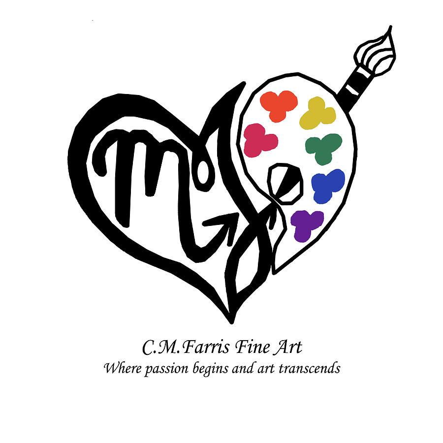CMFarris logo brand by Christopher Farris