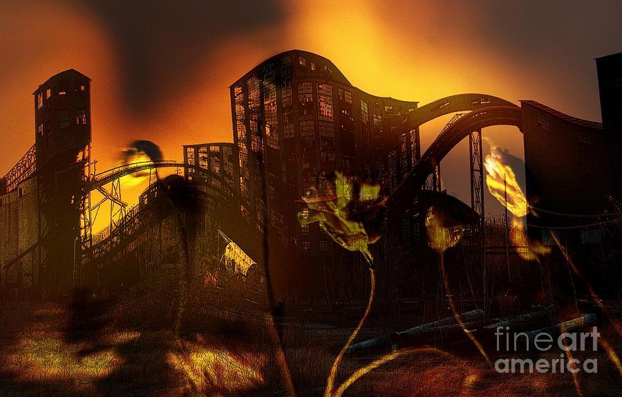 Coal Breaker by Arthur Miller