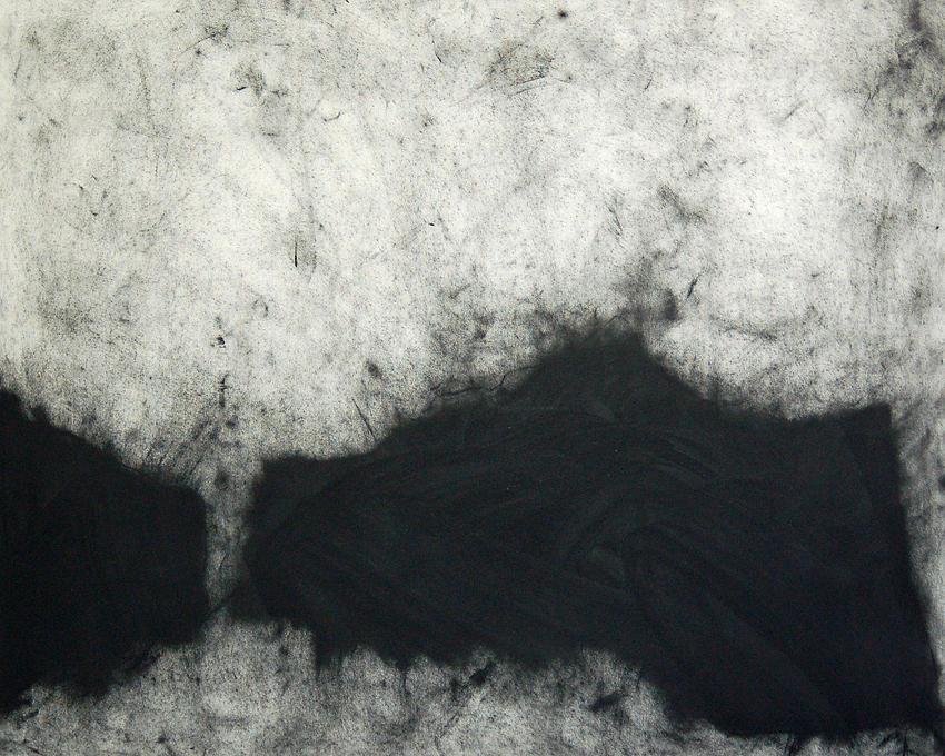 Coal Mine 17 Drawing by Doug Kinsey