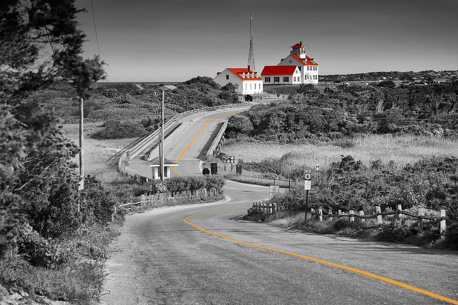 Coast Guard Beach Photograph - Coast Guard Beach by Dapixara Art