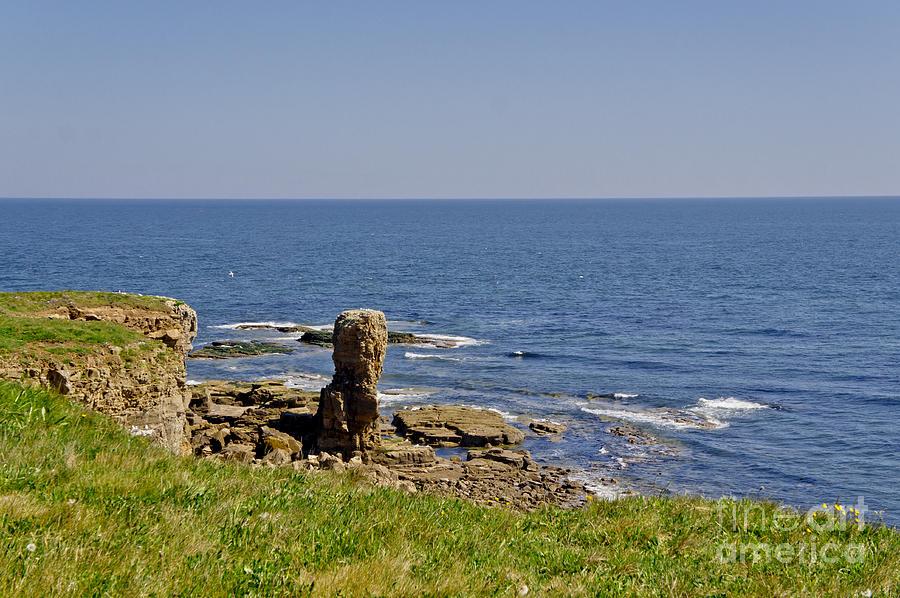 Coast Photograph - Coast. Seascape 3. by Elena Perelman