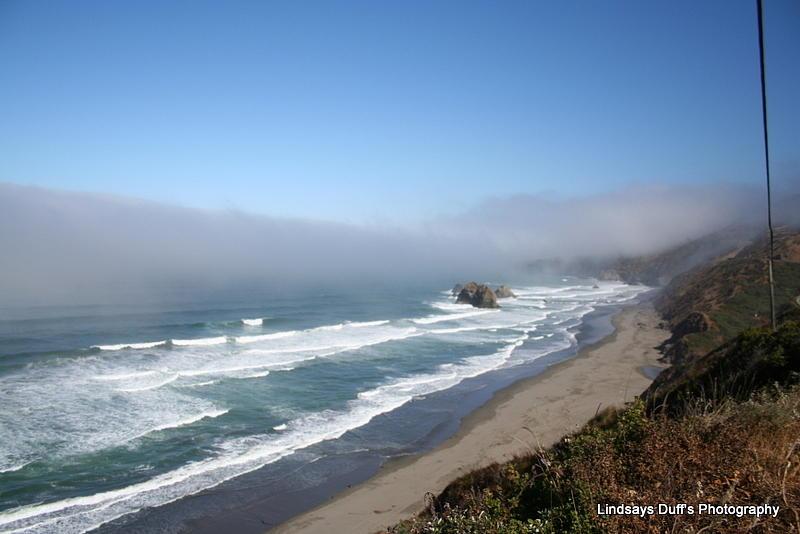 Coast Photograph - Coastal Beauty by Lindsay Duff