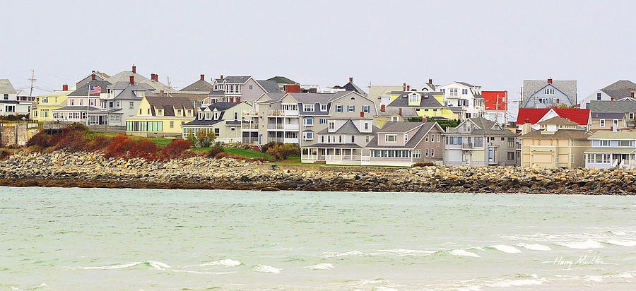 Coastal Community by Harry Moulton