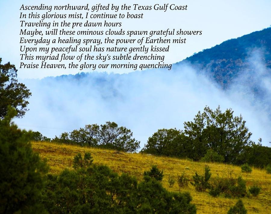 Texas Coast Photograph - Coastal Mist by David Norman