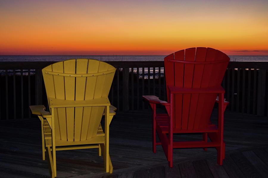 Coastal Mornings by Nicole Lloyd