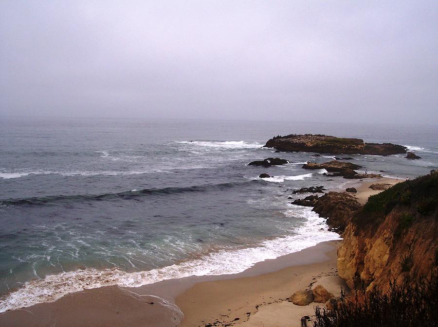 Coast Photograph - Coastal Scene 5 by Pharris Art