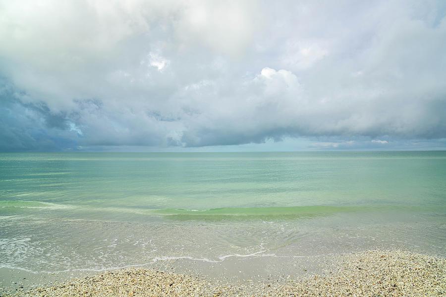 Marco Island Photograph - Coastal storm by Joey Waves