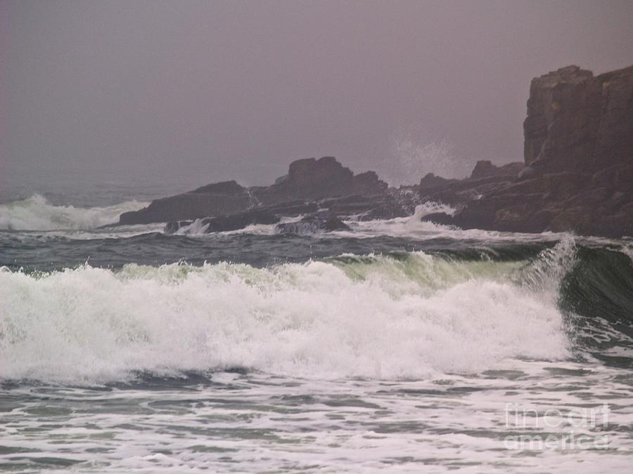 Coastal Storm by Paul Galante