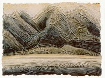 Landscape Painting - Coastline by Tomchuk