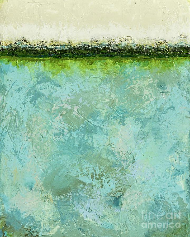 Coastline by Susan Cole Kelly Impressions