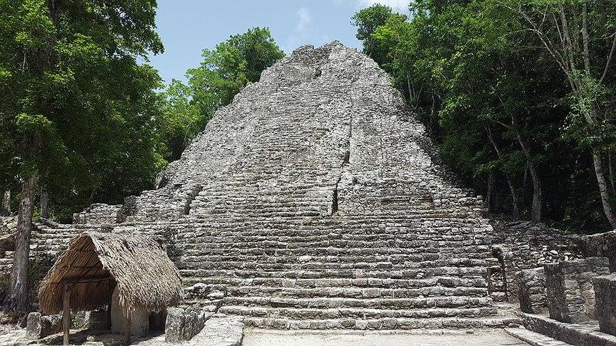 Coba Photograph - Coba  by Anthony Schafer