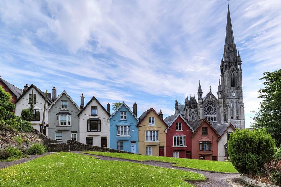Cobh Photograph - Cobh - Ireland by Joana Kruse