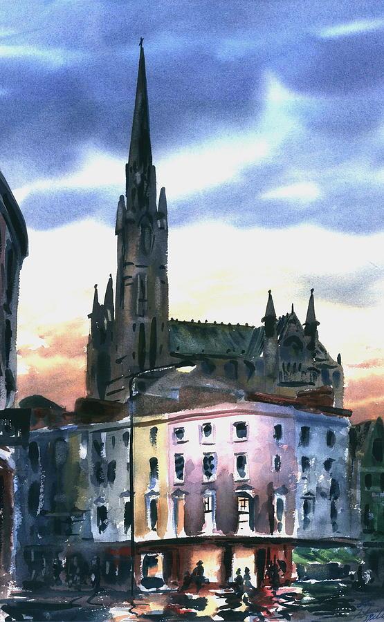 Cobh  Print by John Fitzgibbon