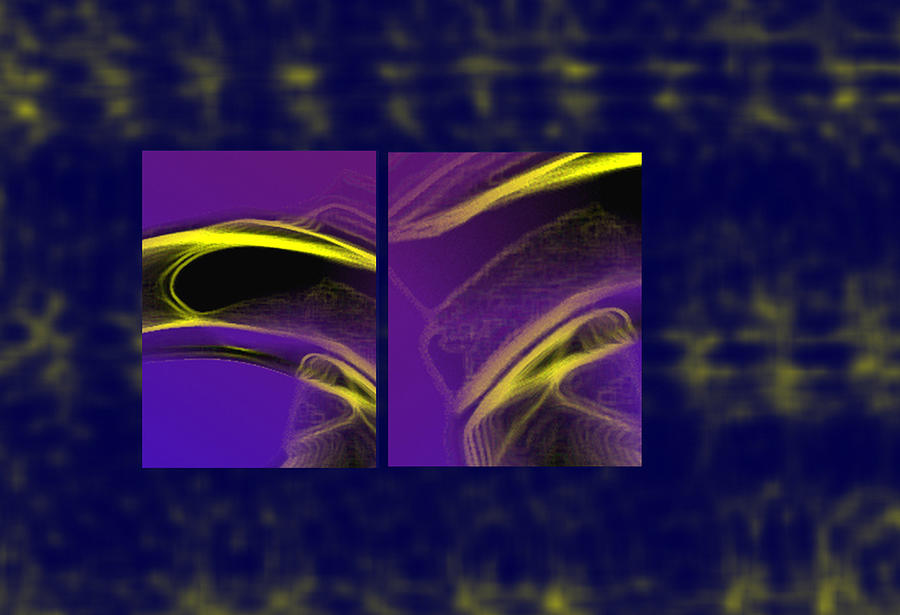 Abstract Digital Art - Cobra by Steve Karol
