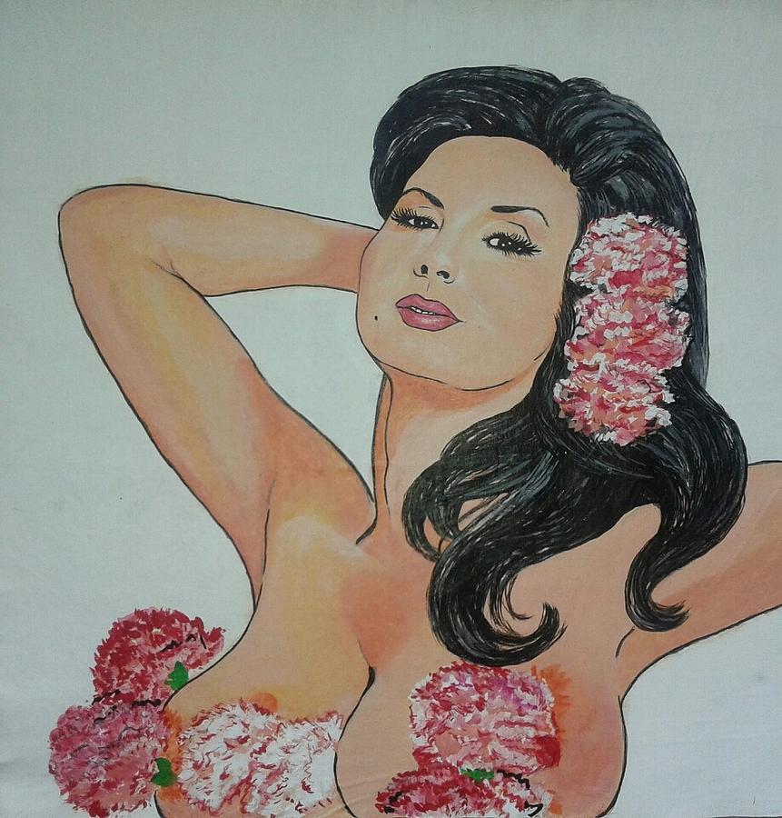 Coca Sarli Painting by Laura Rojo