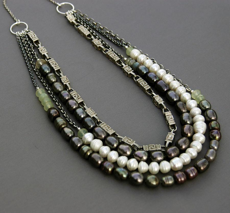 Necklace Jewelry - Coco by Mirinda Kossoff