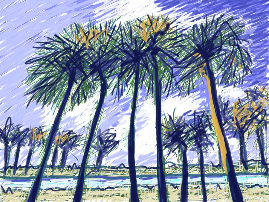 Coconut Point by Jean Pacheco Ravinski