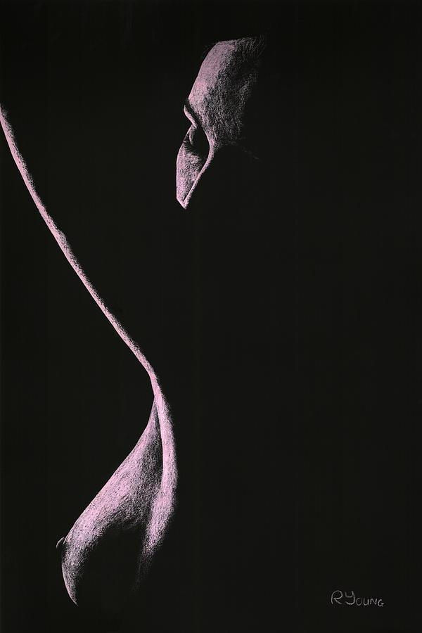 Nude Pastel - Coercion by Richard Young