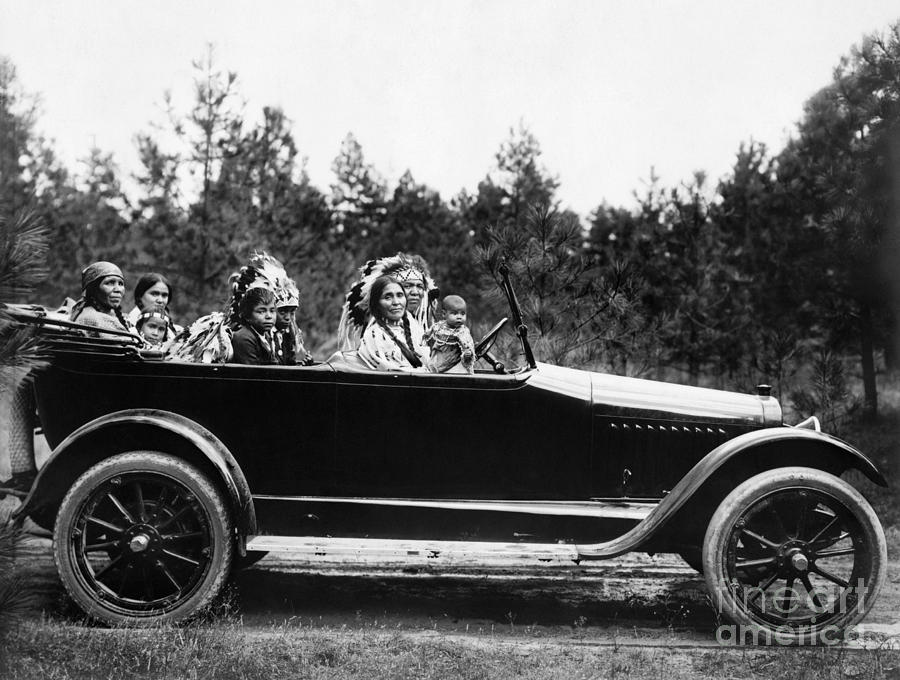 1916 Photograph - Coeur Dalene, C1916 by Granger