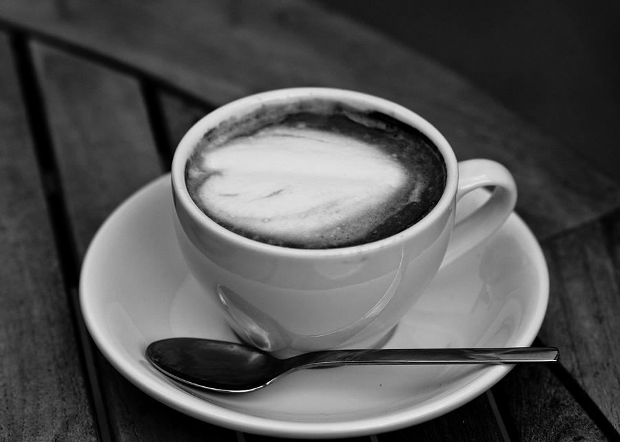 Coffee Photograph - Coffee 4 by Edward Myers