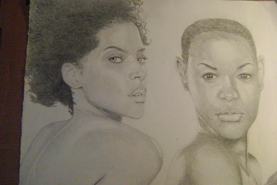 Drawing Drawing - Coffee And Cream by Anthony White