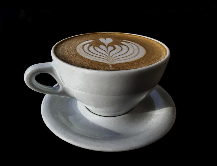 Coffee Photograph - Coffee Break by Andrew Soundarajan