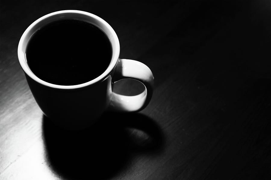 Coffee Photograph - Coffee by Christopher Di Nunzio
