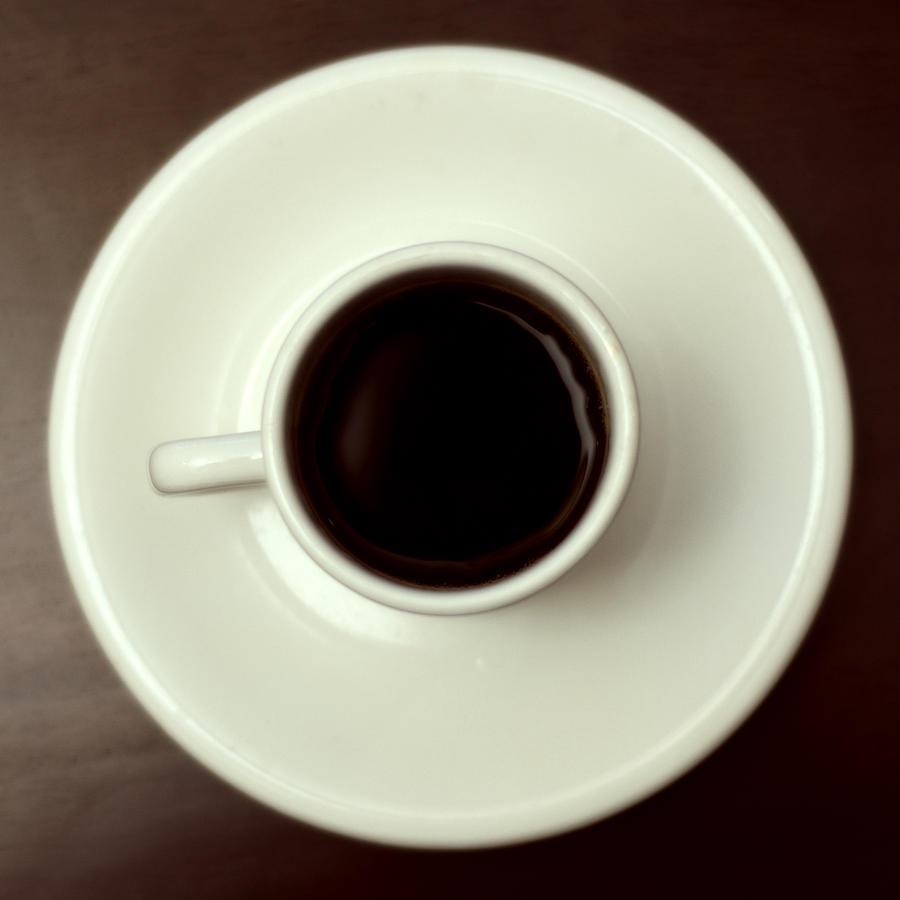 Coffee Photograph - Coffee by John Gusky