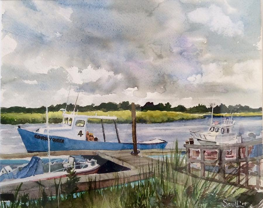 Cohansey Queen by Judith Scull