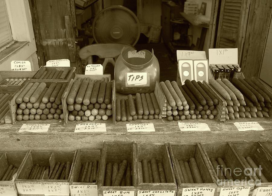 Cigar Photograph - Cohiba by Debbi Granruth