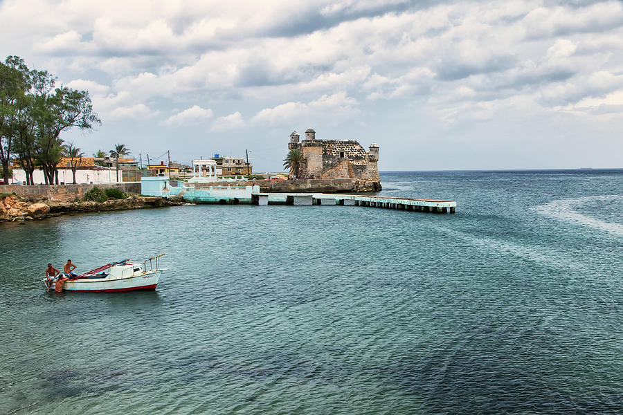Cojimar Cuba by Arthur Dodd