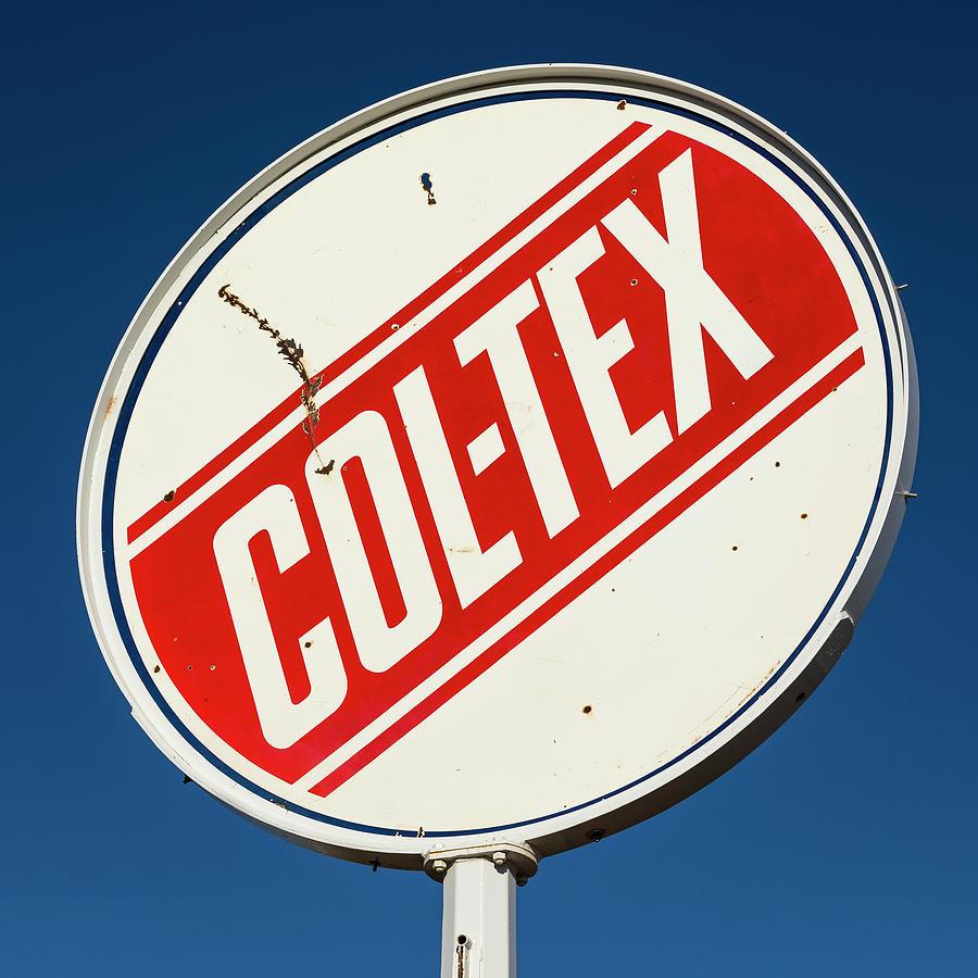 Colorado Photograph - Col-tex #3 by Stephen Stookey