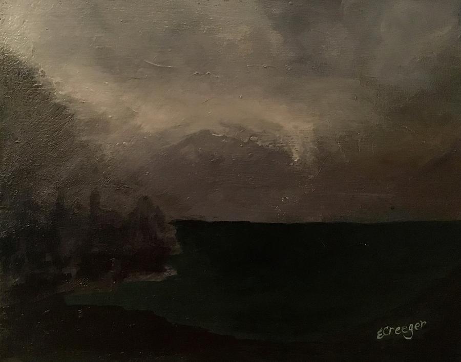 Cold Fog and Sea by Esperanza J Creeger