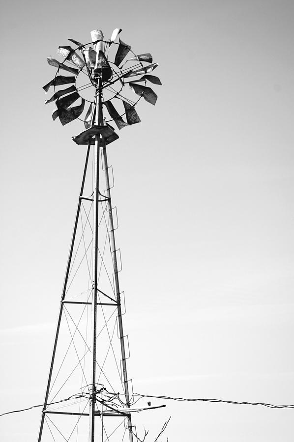 Rusted Photograph - Cold Gray Wind by Jame Hayes