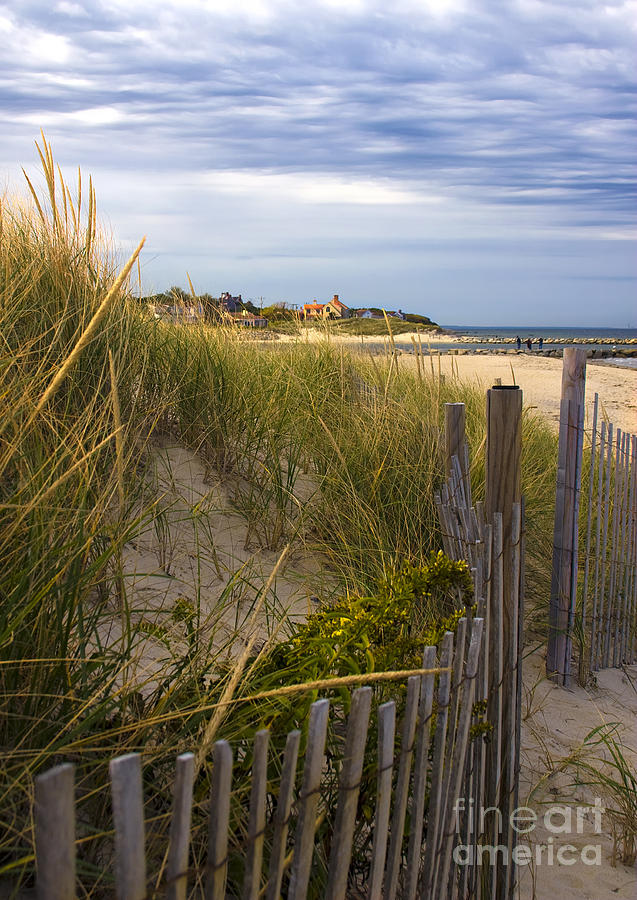 Beach Photograph - Cold Storage Beach by Deb Koskovich & Cold Storage Beach Photograph by Deb Koskovich