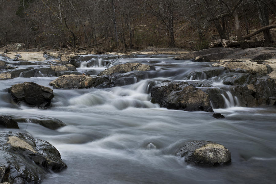 Natural Photograph - Cold Water by William Hall
