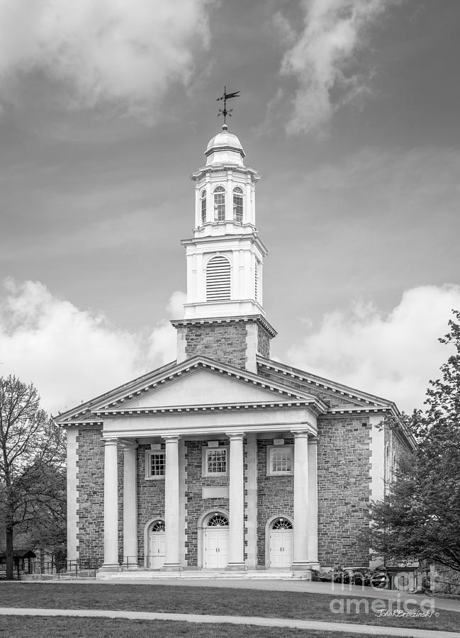Colgate University Photograph - Colgate University Chapel House by University Icons