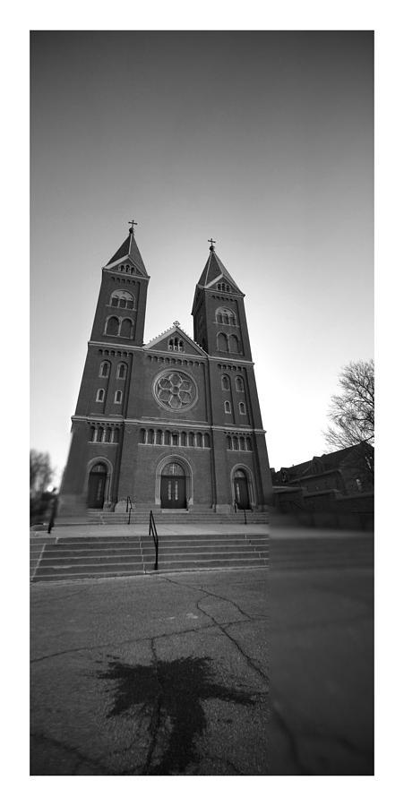 Church Photograph - Collage Church by Dustin Soph