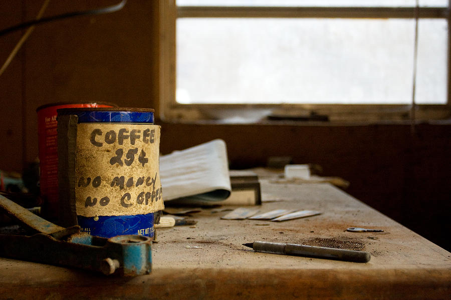 Abandonment Photograph - Collections by Kevin Brett