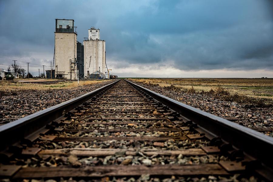 Collyer Tracks Photograph