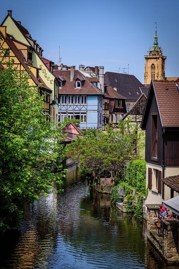 Colmar Photograph - Colmar - France by Jon Berghoff