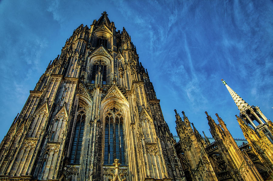 Cologne Cathedral Afternoon by Ross Henton