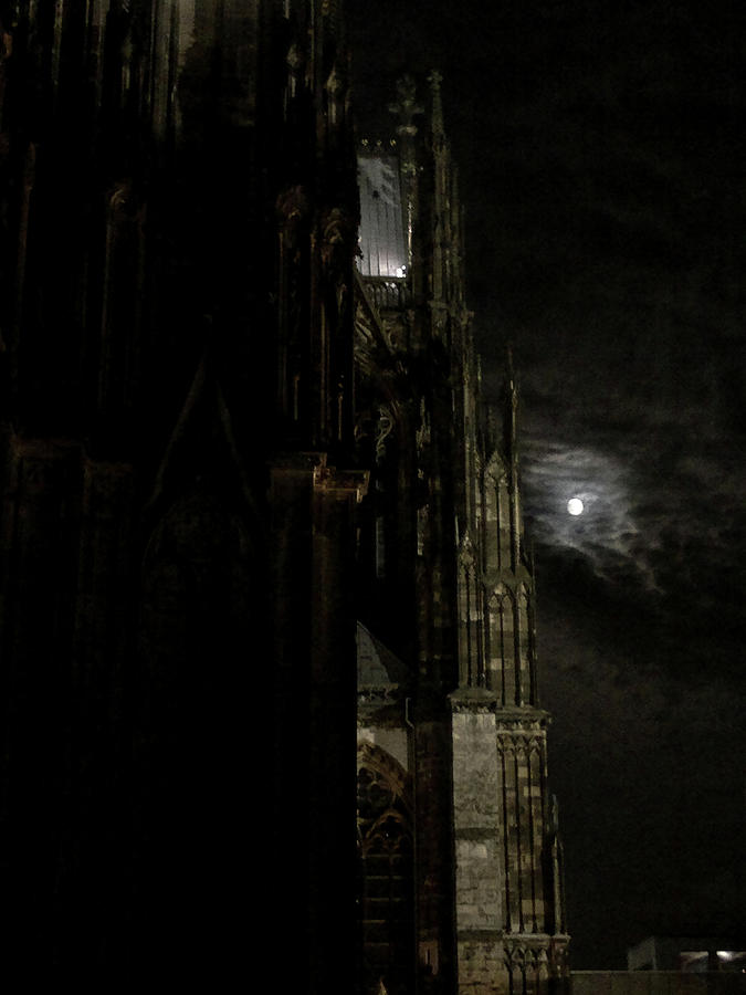 Cologne Photograph - Cologne Cathedral by Fabio Giannini