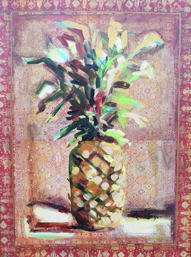 Colonia Pineapple by Karen Ahuja
