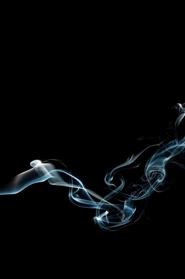 Color And Smoke Vi Photograph